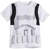 Disney Stormtrooper Costume Tee for Boys - Star Wars