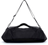 N. Transience Zip-Top Gym Duffel Bag