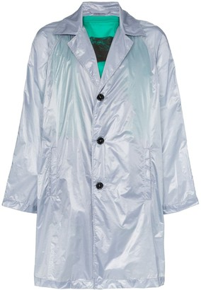 Raf Simons 3B single breasted raincoat