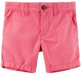 Carter's Baby Boy Flat-Front Shorts