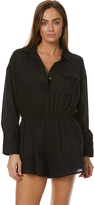 The Fifth Label Sun Valley Womens Playsuit Black