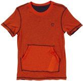 Diesel 'Ticigo' T-Shirt (Kids) - Orange-Medium
