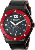 Stuhrling Original Men's 469.33T51 Special Reserve Midnight Apocalypse Analog Display Quartz Watch