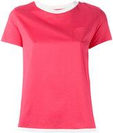 Moncler Maglia T-shirt - women - Cotton - XS