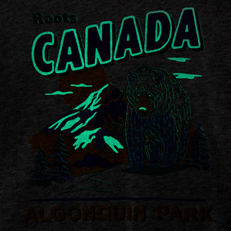 Roots Boys Camp T-shirt