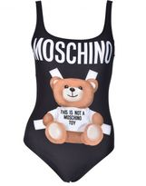 Moschino Teddy Bear Swimsuit