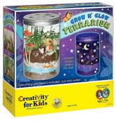 Creativity For Kids Grow N' Glow Terrarium