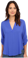 Brigitte Bailey Channing V-Neck Blouse