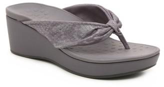 Vionic Arabella Wedge Sandal
