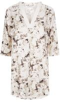 Max Mara Printed Tunic Top