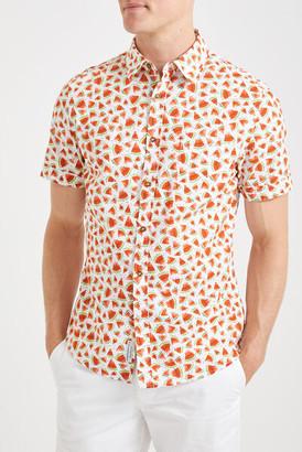 Sportscraft Noosa Short Sleeve Print Shirt