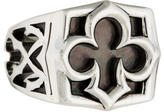 Stephen Webster Aces Black Mother of Pearl Ring