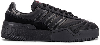 Adidas Originals By Alexander Wang AW Bball Soccer Sneaker in Core Black | FWRD