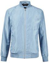 Burton Burton Light Blue Lightweight Bomber Jacket