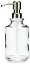 Waterworks Studio Vintage Glass Soap/Lotion Dispenser