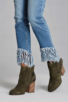 Forever 21 FOREVER 21+ Sbicca Suede Booties