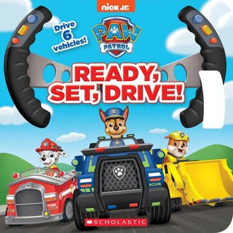 Courtney Carbone Ready, Set, Drive! (paw Patrol Drive The Vehicle Book)