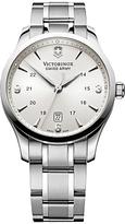 Victorinox 241476 Alliance Bracelet Strap Watch, Silver