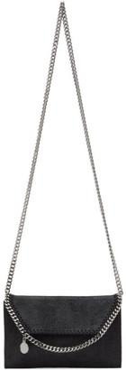 Stella McCartney Black Mini Falabella Shoulder Bag