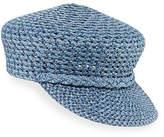 Eric Javits Capitan Woven Squishee Newsboy Hat