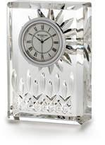 "Waterford Crystal ""Lismore"" Clock"