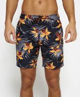Superdry Vacation Paradise Swim Shorts