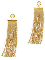 Lizzie Fortunato Shoulder Duster Earrings
