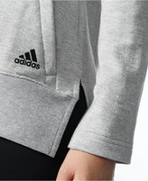 adidas Half-Zip French Terry Hoodie