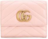 Gucci GG Marmont Matelassé wallet