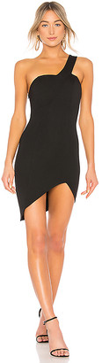 NBD Finola One Shoulder Dress