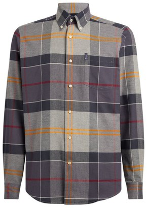Barbour Tartan Print Shirt