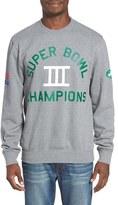 Mitchell & Ness Men's Nfl Championship - New York Jets Sweatshirt