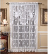 Saturday Knight Ltd. Butterfly Lace 1-pack Window Curtain
