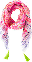 Lilly Pulitzer Willa Silk Scarf