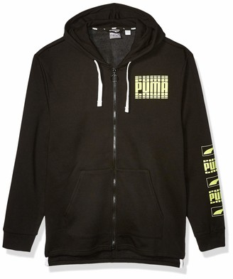 Puma Men's Rebel Bold Full Zip Hoody