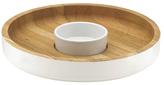 Dansk Burbs Porcelain Chip & Dip Set (2 PC)