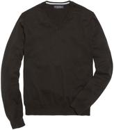 Brooks Brothers Supima® V-Neck Sweater