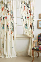 Anthropologie Michelle Morin Nests & Nectar Curtain