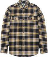 VISSLA Bluff Plaid Flannel Shirt - Men's