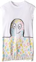 Stella McCartney Joni Octopus Fringed Dress (Toddler/Little Kids/Big Kids)