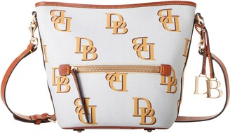 Dooney & Bourke Monogram Zip Sac