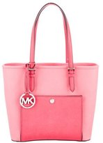 MICHAEL Michael Kors Textured Leather Tote