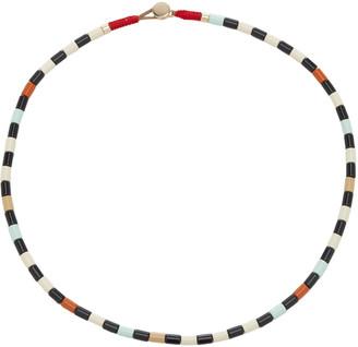 Roxanne Assoulin Terrazzo Enamel Necklace