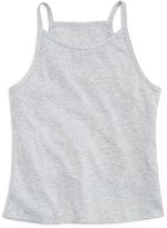 Aqua Girls' Ribbed Tank - Sizes S-XL
