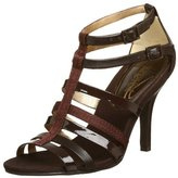Kenneth Cole REACTION Women's Know It All Gladiator Sandal