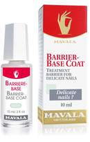 Mavala Barrier-Base Coat for Sensitive, Delicate, and Dry Nails 0.34 Ounces