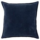 Surya Cotton Velvet Toss Pillow