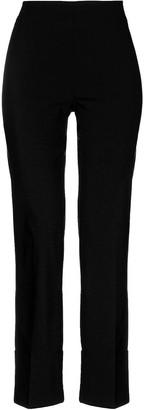 Avenue Montaigne Straight Pants W/lapel