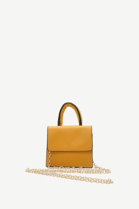 Ardene Tiny Faux Leather Crossbody Bag
