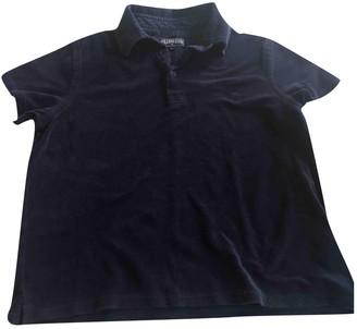 Vilebrequin Blue Cotton Polo shirts